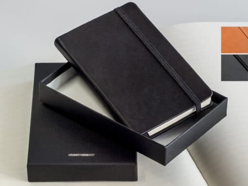 Leuchtturm1917 Leather Notebook