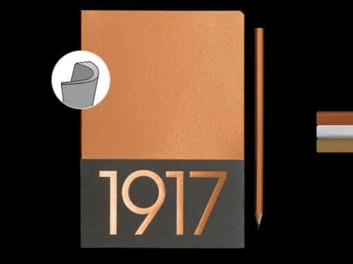 Leuchtturm1917 Metallic Jottbook
