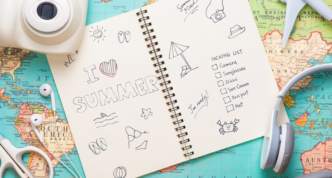 Summer Notebook