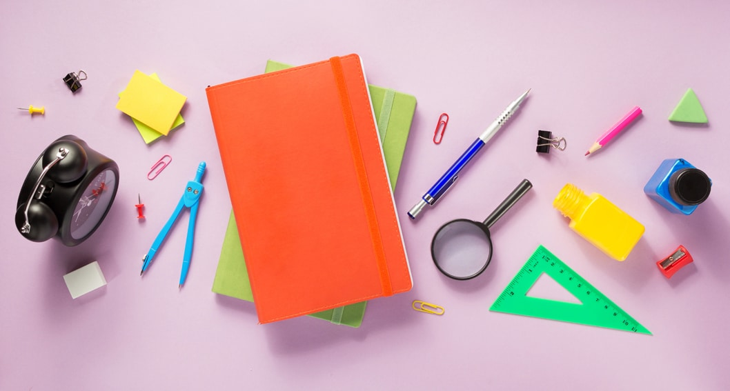 New Term… New Stationery!