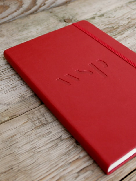 Branded Castelli Notebooks