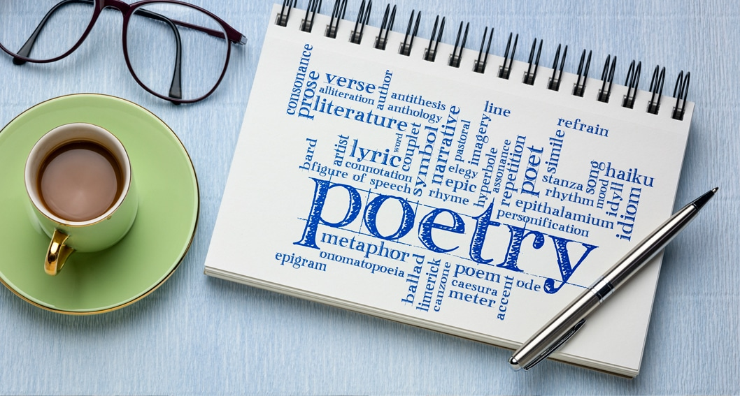 National Poetry Day – 'Notebooks' by Alison Joseph