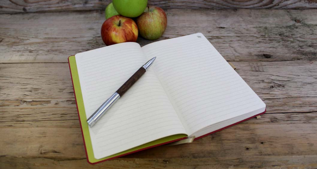 Eco-Friendly Notebooks That Will Keep The Doctor Away