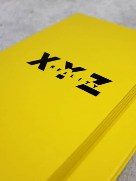 Branded Notebooks with Foil Blocked Logo