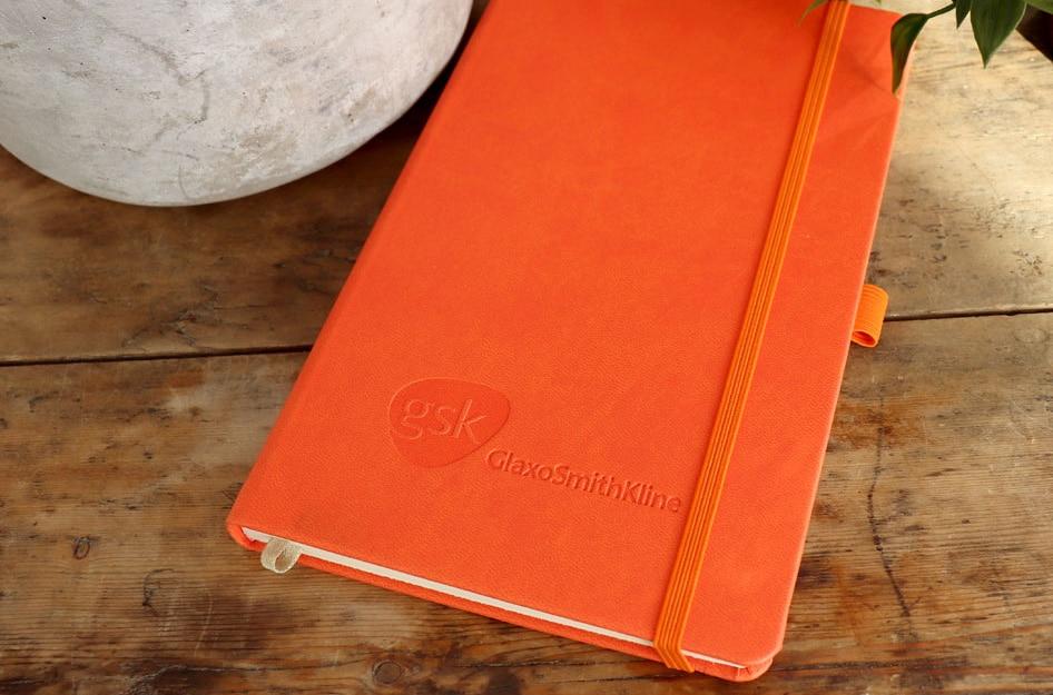 Corporate Branded Notebooks