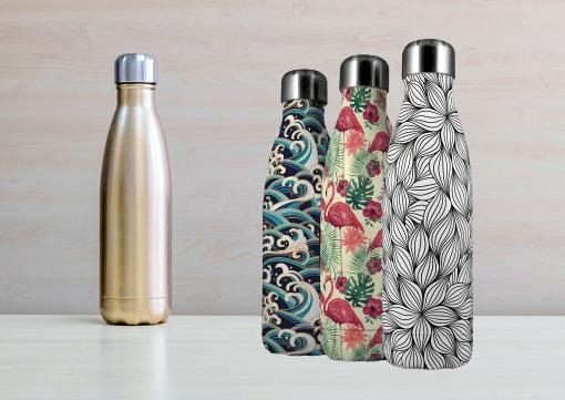 Branded Eevo Water Bottles