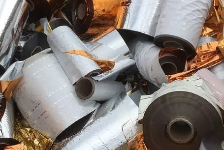 Zero foil to landfill scheme by FoilCo