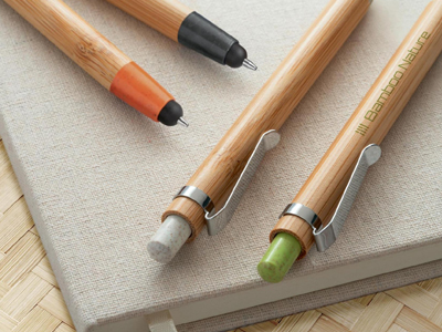 Branded Bamboo Pens