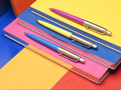 Branded Notebooks & Pens