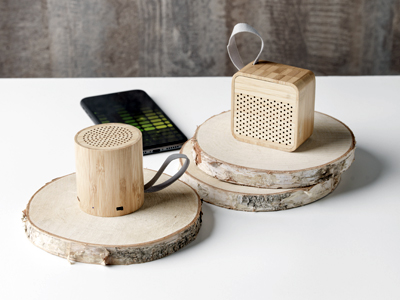 Promotional Eco Speakers