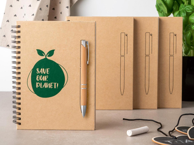 Staff Branded Note Pads