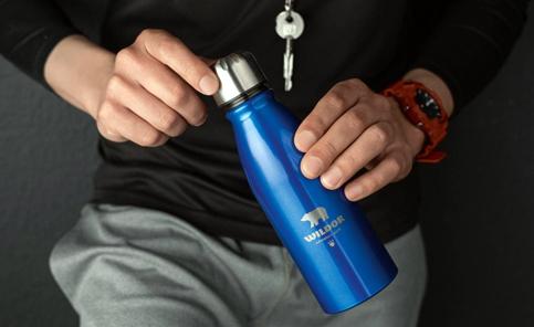 Staff Branded Water Bottle