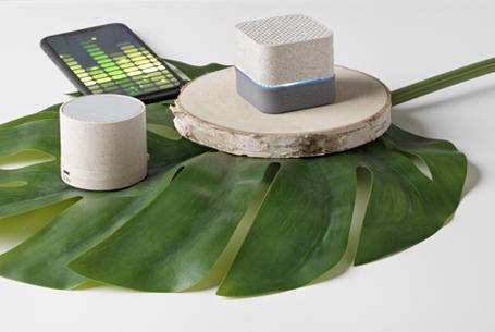 Eco Bluetooth Speakers