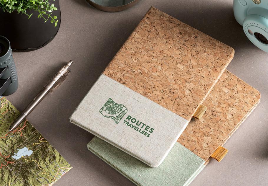Hybrid Event Eco Notebooks