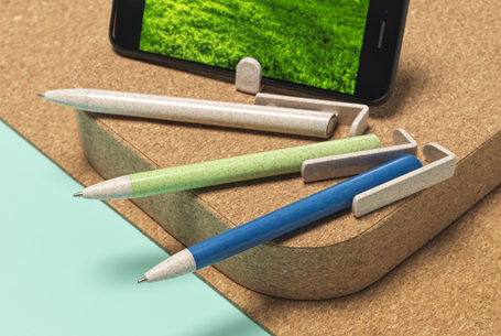 Eco Pen Phone Stand